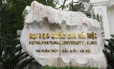 Đại học Quốc gia Hà Nội có 5 ngành đào tạo lọt bảng xếp hạng 2021 của QS