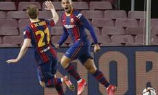 Ngược dòng siêu kịch tính, Barcelona đoạt vé dự chung kết Cúp Nhà vua