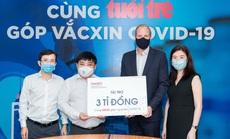 Diageo Việt Nam tài trợ 3 tỉ đồng chống dịch Covid-19