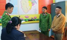 Trạm trưởng Trạm quản lý bảo vệ rừng ở Quảng Bình bị khởi tố