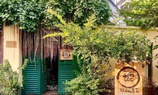 CLIP: Độc đáo quán trà tùy tâm - chốn an yên giàu yêu thương
