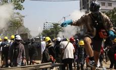 2 người biểu tình thiệt mạng, Úc thúc giục an ninh Myanmar kiềm chế