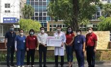 Nu Skin Việt Nam đóng góp hơn 1 tỉ đồng tiếp sức tuyến đầu chống dịch