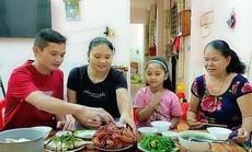 Bữa cơm gia đình 3 món: Kênh Youtube món ngon Bình Định