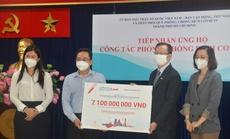 Keppel Land ủng hộ 7,4 tỷ đồng cho công tác phòng chống dịch COVID-19 tại Việt Nam