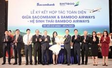 """Chủ tịch Sacombank tại Lễ ký hợp tác toàn diện với Bamboo Airways: """"Hai thương hiệu, triệu giá trị"""""""