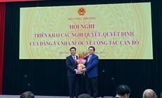 Tân Bộ trưởng Bộ Công Thương Nguyễn Hồng Diên: Thuận lợi lắm nhưng gian nan cũng nhiều