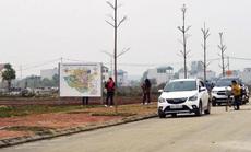 Bộ Xây dựng: sốt đất ảo, giao dịch giảm giá bán tăng