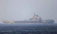 Ẩn ý của Trung Quốc khi tàu sân bay tập trận gần Đài Loan