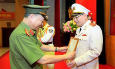 Chánh Văn phòng Bộ Công an Tô Ân Xô được thăng cấp bậc hàm Trung tướng