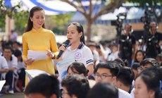 """""""Đưa trường học đến thí sinh"""" tại Bà Rịa - Vũng Tàu: Chọn đúng ngành học ngay từ đầu"""