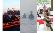 Thông điệp ngầm của Mỹ trên biển Đông