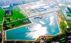"""Sau nhiều """"lùm xùm"""", nhà máy nước mặt sông Đuống sẽ nâng công suất lên 600.000 m3/ngày"""