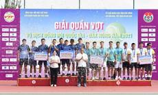 Hoàng Nam giúp CLB Hải Đăng 1 vô địch giải quốc gia