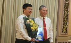 Sở Tư pháp TP HCM có tân Phó Giám đốc