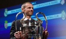 """Champions League """"so găng"""" European Super League"""