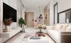 Chỉ 2,9 tỉ đồng sở hữu căn hộ 2 phòng ngủ tại D-Aqua