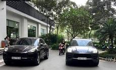 """Vụ 2 chiếc xe sang Porsche cùng biển số """"chạm mặt"""" nhau: Truy tìm nam tài xế"""