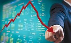 """Chứng khoán giảm """"sốc"""", nhà đầu tư bán tháo"""
