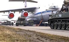 Nga tập trận rầm rộ trước khi rút quân khỏi biên giới Ukraine