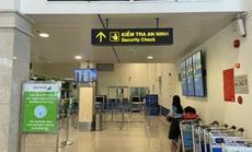 Sân bay Tân Sơn Nhất lắp thêm 5 máy soi chiếu an ninh