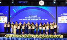 SCB vào top 50 doanh nghiệp tăng trưởng xuất sắc nhất Việt Nam năm 2021