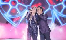 """Bằng Kiều – Minh Tuyết hòa nhịp cùng hàng ngàn khán giả xứ Thanh trong đêm nhạc """"Chuyện tình yêu"""""""
