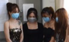 """11 nam, nữ thanh niên mở """"tiệc ma túy"""" thác loạn trong quán karaoke"""