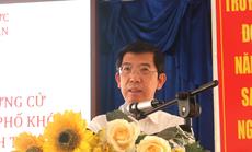 Tiếp xúc ứng cử viên HĐND TP HCM, cử tri quận Bình Tân bức xúc tiếng ồn, chợ tự phát