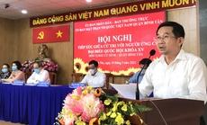 Chủ nhiệm UBKT Thành ủy TP HCM cam kết giám sát chặt những nơi dễ phát sinh tiêu cực