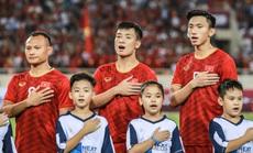 Đội tuyển Việt Nam chốt lịch đá giao hữu với Jordan