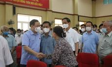 Chủ tịch Quốc hội Vương Đình Huệ: Luôn gần dân, sát dân