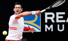 Djokovic gặp khó tại Rome Masters 2021