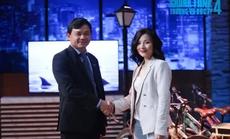 """CEO Nguyễn Thị Thu Hằng nói về câu """"anh chỉ quan tâm tới em"""" gây tranh cãi của Shark Phú"""