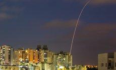 Israel tung 160 chiến đấu cơ, dội 450 tên lửa vào Hamas