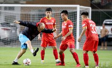Đội tuyển Việt Nam cẩn trọng với thẻ phạt