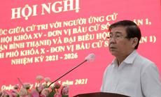 Chủ tịch Nguyễn Thành Phong quyết không để người thân lợi dụng chức vụ, quyền hạn của mình để trục lợi