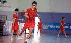Tuyển futsal Việt Nam quyết đánh bại Lebanon