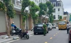 Tạm giữ một số đối tượng vụ dùng ôtô truy đuổi, tông vào xe máy, 2 người tử vong