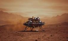 Cú hạ cánh lịch sử trên sao Hỏa của Trung Quốc