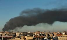 Israel không kích nhà thủ lĩnh Hamas