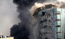 Israel không kích Gaza dữ dội, hàng chục người thiệt mạng