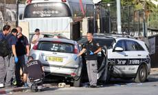Lao xe vào cảnh sát Israel, tài xế Palestine bị bắn chết