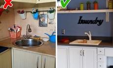 8 mẹo nhỏ giúp căn bếp lung linh như trên bìa tạp chí