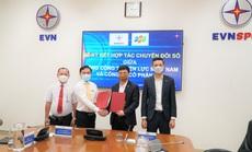 EVNSPC hợp tác FPT để số hóa hoạt động sản xuất kinh doanh