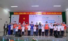 """Caravan thiện nguyện 2030 """"Vượt sóng Côn Sơn"""": Gắn kết doanh nhân, gắn kết cộng đồng"""