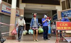 Đà Nẵng: Dừng hoạt động chợ Đống Đa, xét nghiệm Covid-19 cho 700 tiểu thương