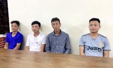 Người Trung Quốc nhập cảnh trái phép trốn trong cốp xe, hóa trang thành ngư dân