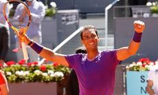 """Rafael Nadal """"hồi sinh"""" trên sân đất nện"""