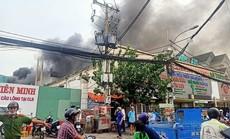 Chủ tịch nước Nguyễn Xuân Phúc chia buồn với gia đình các nạn nhân trong vụ cháy ở quận 11